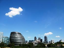 Photo of London The Original London Sightseeing Tour: Hop-on Hop-off Great modern architecture