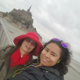 Mother/daughter trip to MSM , Millisa J - November 2015