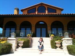 Photo of Napa & Sonoma Wine Country Tour by Horse and Carriage Me at Hanna.JPG