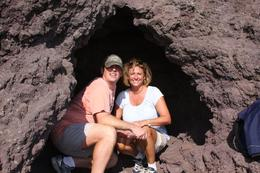 Photo of Naples Mt Vesuvius and Pompeii Day Trip from Naples Michael and Denise