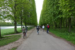 Photo of Paris Versailles by Bike Day Tour On the move....