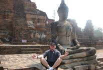 Photo of Bangkok Thailand's Ayutthaya Temples and River Cruise from Bangkok