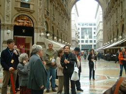 Photo of Milan Milan Half-Day Sightseeing Tour with da Vinci's 'The Last Supper' Somewhere nice to shop