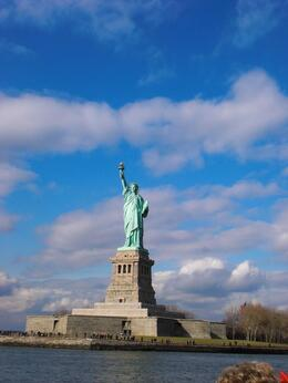 Photo of New York City New York City Full-Day Guided Coach Tour Including Lunch Statue of Liberty