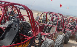 Photo of Las Vegas Mini Baja Buggy Half-Day Tour from Las Vegas The Dune Buggys