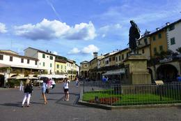 Photo of Florence Chianti Region Wine Tasting Half-Day Trip from Florence The main square