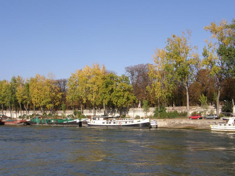 The River Seine - Paris