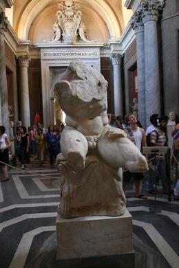 Photo of Rome Skip the Line: Vatican Museums Tickets Torso Del Belvedere