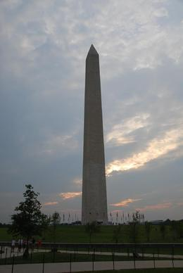 Photo of Washington DC Washington DC Monuments by Moonlight Night Tour by Trolley Washington Memorial