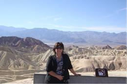 Photo of Las Vegas Death Valley Explorer Tour by Tour Trekker Zabriskie Point