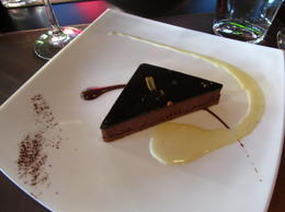 chocolate mousse cake ... melt in your mouth! , Kristine M - April 2011