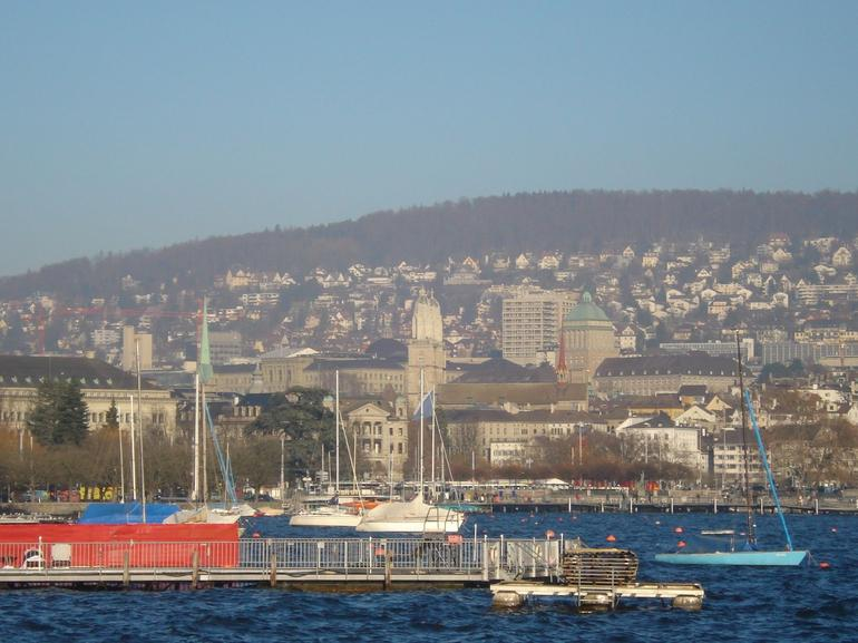 Additional view of Lake Zurich - Zurich