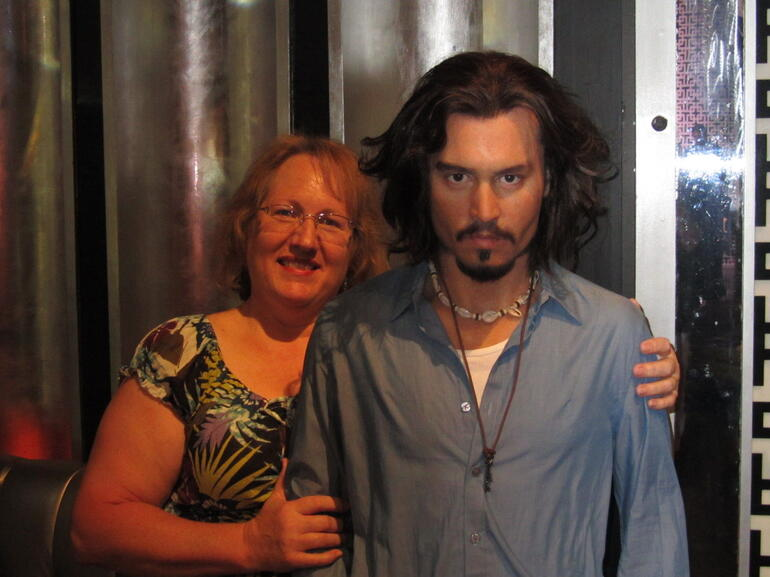 Ah, Johnny Depp - Las Vegas