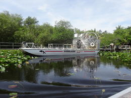 Photo of Miami Miami Everglades Airboat Adventure with Biscayne Bay Cruise air boat