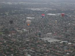Photo of Melbourne Melbourne Balloon Flight at Sunrise Balloons in flight