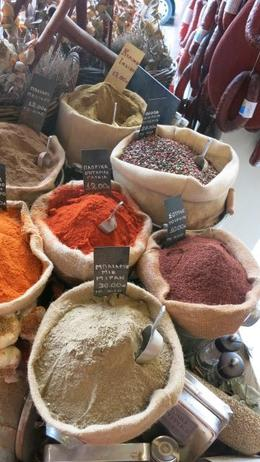 Photo of Athens Athens Small-Group Food Tour Beautiful spices