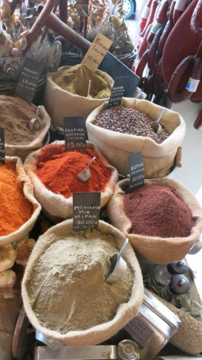 Beautiful spices - Athens