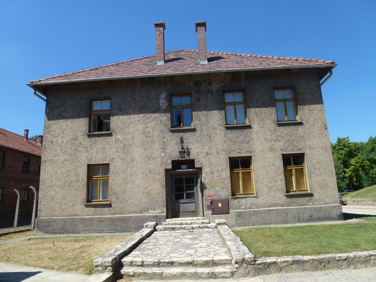 Camp Commandant's House - Krakow