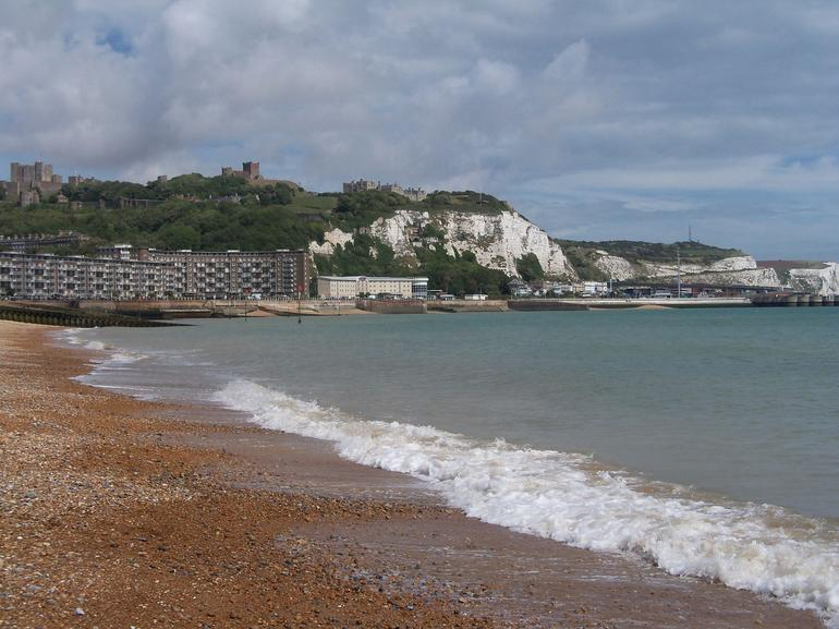 Cliffs of Dover - London