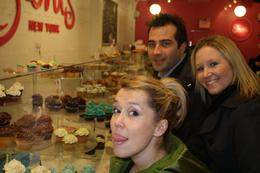 Photo of New York City Sex and the City Hotspots Tour cupcake delight!