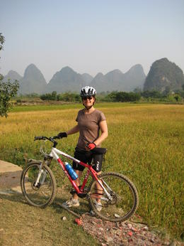 Photo of Guilin 7-Day Yangshuo Bike Adventure Including Longji Rice Terraces Hike and Li River Cruise DSC00314