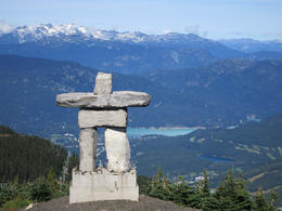 Whistler-Blackcomb Mountains, Whistler, Canada, Patricia P - October 2014
