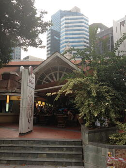 Photo of   Lau Pa Sat Market