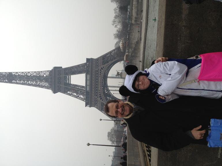 Megan and I in Paris - Paris