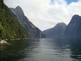Photo of   Milford Sound.