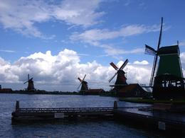 Photo of Amsterdam Zaanse Schans Windmills, Marken and Volendam Half-Day Trip from Amsterdam Molinos de Zaanse Schans
