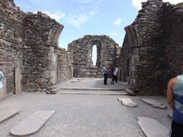 Photo of Dublin Wild Wicklow Tour including Glendalough from Dublin Monastery ruins and home to St. Kevin.