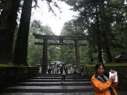 Photo of   Mr Hara at Nikko