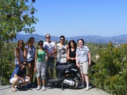 Photo of Florence Vespa Small Group Day Trip to the Chianti Wine Region My Vespa-teers