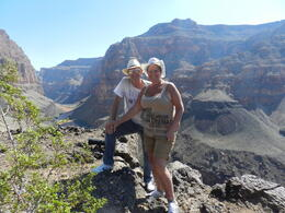 Photo of Las Vegas Grand Canyon North Rim Air and Ranch Tour plus Overnight North Rim Grand Canyon Bar 10 Ranch trip