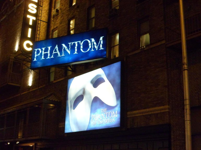 Phantom of the Opera - New York City