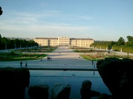 Got this shot from the back side of the statues on the grounds facing the palace., Carolyn J - September 2010