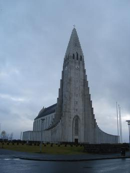 Photo of Reykjavik Reykjavik Sightseeing and Blue Lagoon Tour The one, the only Hallgrimskirkja