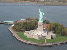 Photo of New York City Complete New York, New York Helicopter Tour The Statue of Liberty