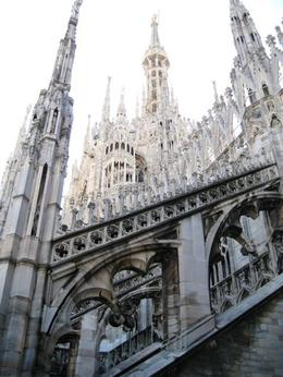 Photo of Milan Milan Half-Day Sightseeing Tour with da Vinci's 'The Last Supper' Up on the rooftop (Duomo)
