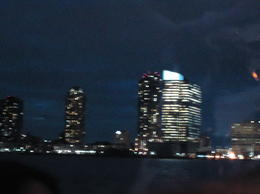 Photo of New York City Bateaux New York Dinner Cruise view from the boat