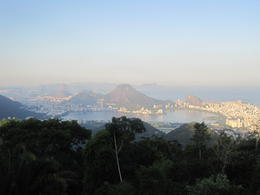 View from the top of Tijuca , Salman Y - May 2011