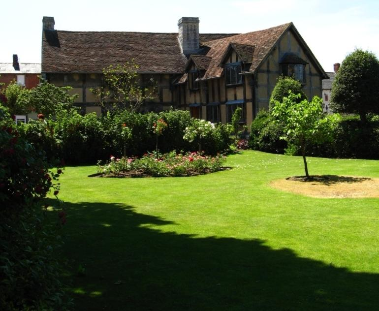 William Shakespeare's house - London
