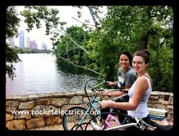 Photo of Austin Electric Bike Tour of Lady Bird Lake in Austin Bike Tour