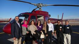 Photo of Las Vegas Skip the Line: Grand Canyon Skywalk Express Helicopter Tour Grand Canyon Airport