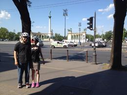 Photo of Budapest Budapest Segway Sightseeing Tour Heroes Square