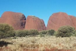 Photo of   Kata Tjuta rocks