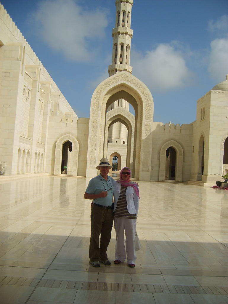 Mosque in Muscat - Oman