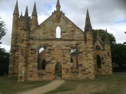 Photo of   Port Arthur Church