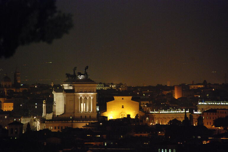 Rome at Night - Rome
