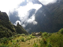 Photo of Cusco The Inca Trail: 4-Day Trek to Machu Picchu Ruins on the trail